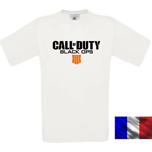 Call-Of-Duty-Black-Ops-4-Homme-femme-Enfant-tee-shirt-Ps4-Xbox-Pc-jeu-video