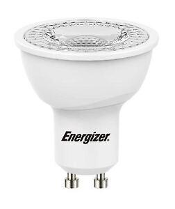 1-X-Energizer-Warmes-Weiss-Gu10-50w-Led-Energiesparer-Dimmbar-Spot-Gluehlampen-A