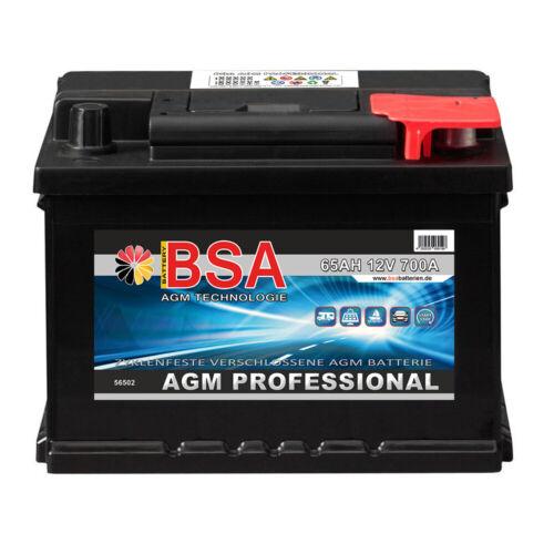 AGM Batterie Solarakku 65AH USV Versorgungsbatterie GEL Solar Boot 60AH 70AH