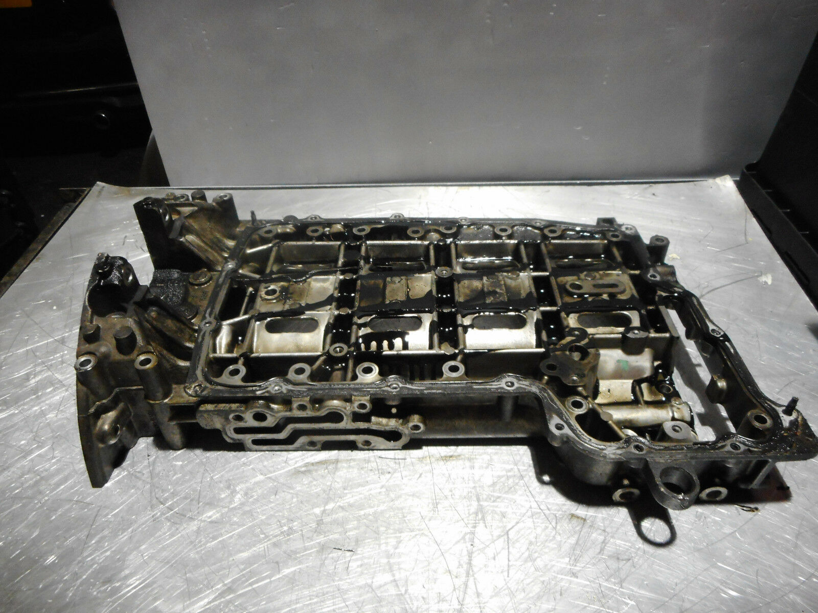 Ford Ranger 3.2 20 V Diesel Inférieur Tin Sump 2012-2016 BB3Q6675B2B