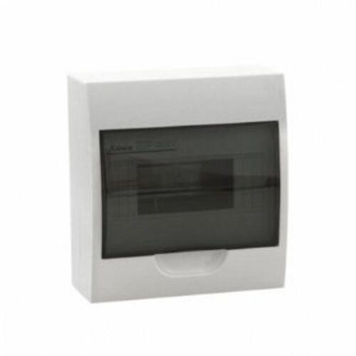 Kleinverteiler Automatengehäuse Aufputzverteiler Sicherung Box AP 6 Plätze 8364