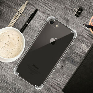 Crystal-Clear-Shockproof-Silicone-Anti-Scratch-Case-Cover-For-Apple-iPhone-7