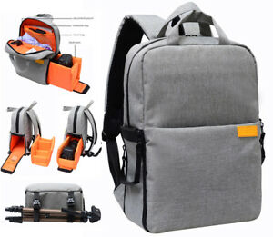 New-Camera-Backpack-Bag-Case-with-Waterproof-Cover-for-Canon-Nikon-Sony-DSLR