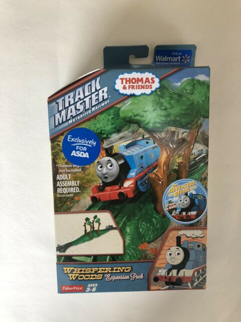 BNIB Thomas & Friends Trackmaster Whispering Woods Expansion Pack - Train Track