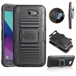 Bague-Armure-Bequille-etui-Cover-Case-Pour-Samsung-Galaxy-J3-2017-Emerge-Prime