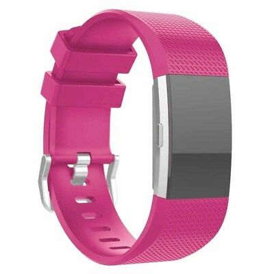 Multi Color Band Replacement Wristband Watch Strap Bracelet For Fitbit Charge 2