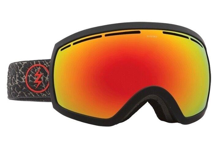 NEW NEW NEW Electric EG2.5 Elephant ROT Chrome Mirror  Herren ski snowboard goggles Ret140 756a08