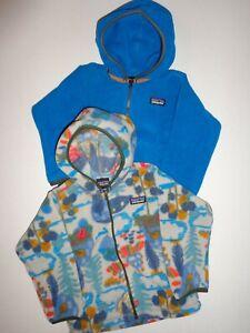Patagonia Baby Synchilla Fleece Cardigan 60092 Size 2t