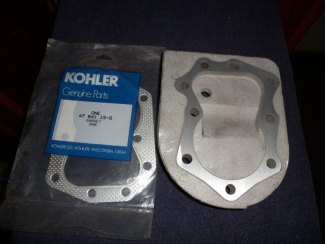 Kohler K241 K301 K321 10 12 14 HP Cylinder Head Cub Cadet Deere With OEM Gasket