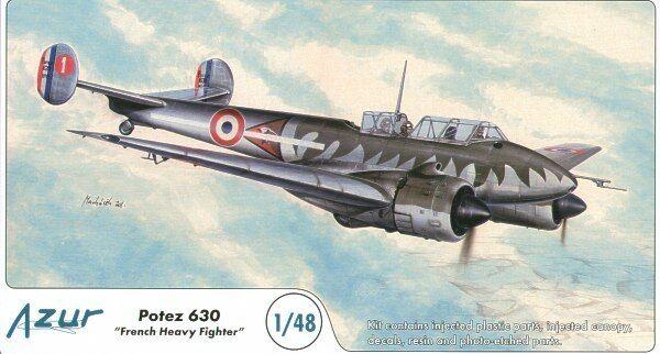 Azur 1 48 Potez 630  A057