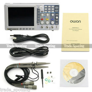 Owon-SDS5032E-Portable-8-034-HD-TFT-Digital-Storage-Oscilloscope-30MHz-250MS-s-VGA