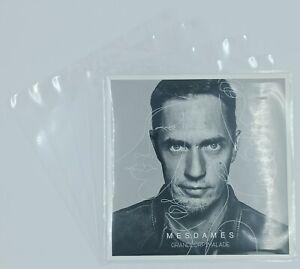 LOT 200 POCHETTES PROTECTION PLASTIQUE 33T POUR ALBUM SIMPLE DOUBLE ET GATEFOLD