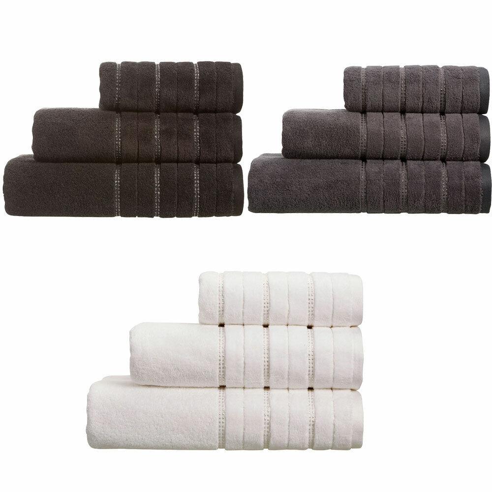 Bellissimo Glitz 100% Turkish Cotton 10 Piece Towel Bale