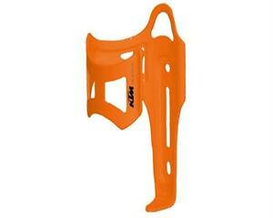 KTM-potable-Bouteilles-Support-Page-Orange-Brillance-alu-36-G-MTB-Bike-Velo-Cross-NEUF