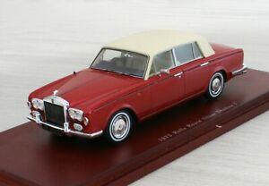 Rolls Royce Silver Shadow I - 1975 Truescale Tsm 104328 1/43