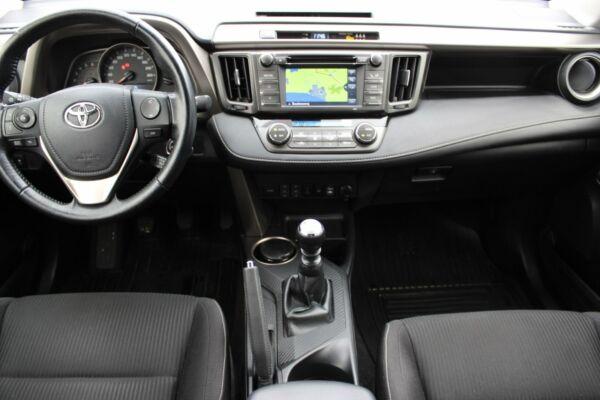 Toyota RAV4 2,0 D-4D T3 4x4 billede 10