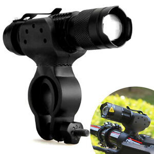15000LM-Zoomable-T6-LED-Flashlight-Torch-360-Mount-Bike-Holder-Camping-Lamp-E