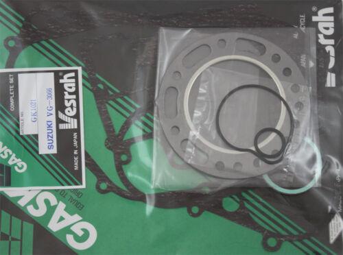Vesrah Complete Full Gasket Set Suzuki LT500R LT500 LT 500R 500 R 88-90 VG-3066