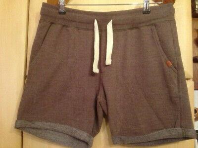 """""""blend""""global Jeansmaker.herren Shorts Aus Sweat Trikotage Gr.l.braun. Bequem Und Einfach Zu Tragen"""