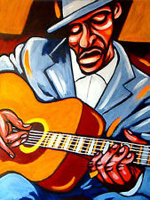 SKIP JAMES PRINT poster country blues legends I'd rather be the devil cd guitar
