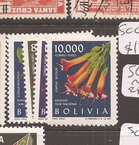 Bolivia A/M SC C237-0 MOG (10cek)