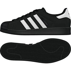 Blanc Adidas Originals Noir Foundation Superstar b27140 Noir HrrqId