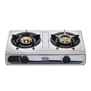 11000W Hiking Gas Stove Powerful Outdoor Cooking Equipment Butane Burner Adapter