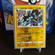 Rebel Clash Holo Rare NM-Mint Pokemon SWSH2 4x Luxray 062//192