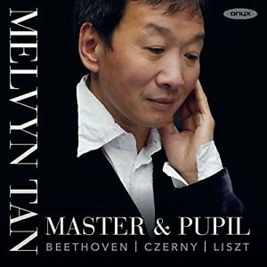 MASTER-amp-PUPIL-MELVYN-TAN-WORKS-BY-BEETHOVEN-CZERNY-amp-LISZT-CD-NEW