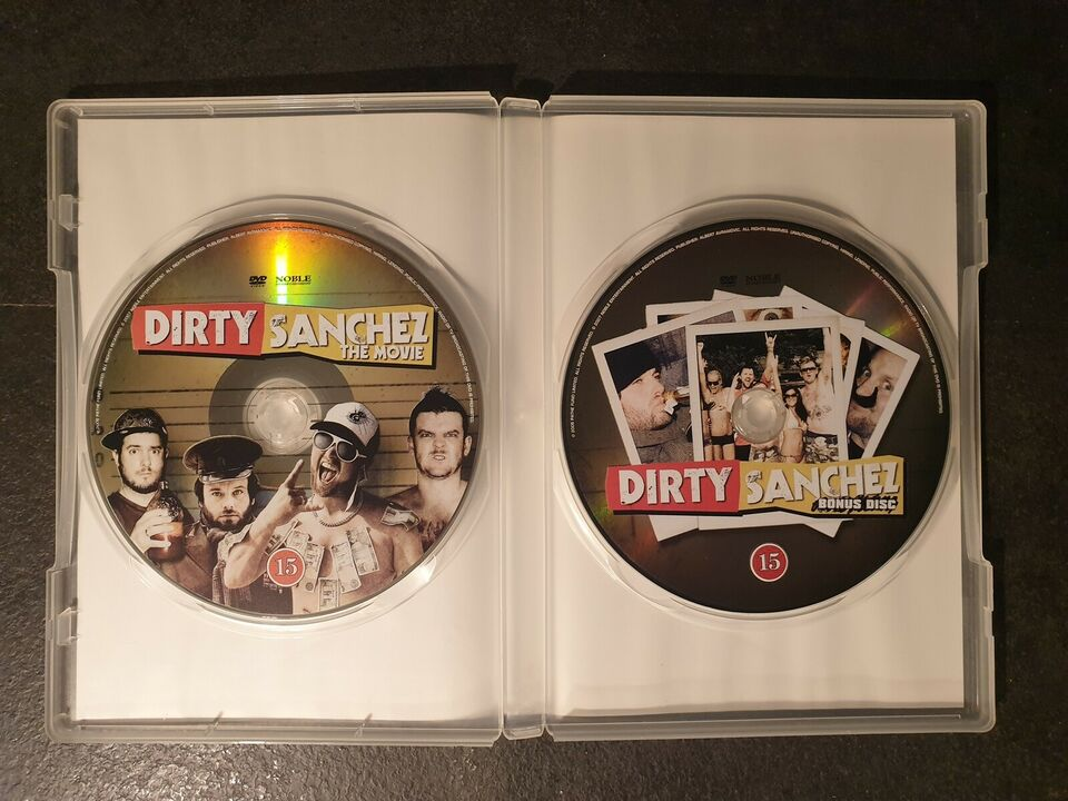 Dirty Sanchez - The Movie (2 Disc Special Edition),