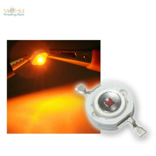 1W Hochleistungs LEDs Power Emitter Chip Farben versch Highpower LED 1 Watt