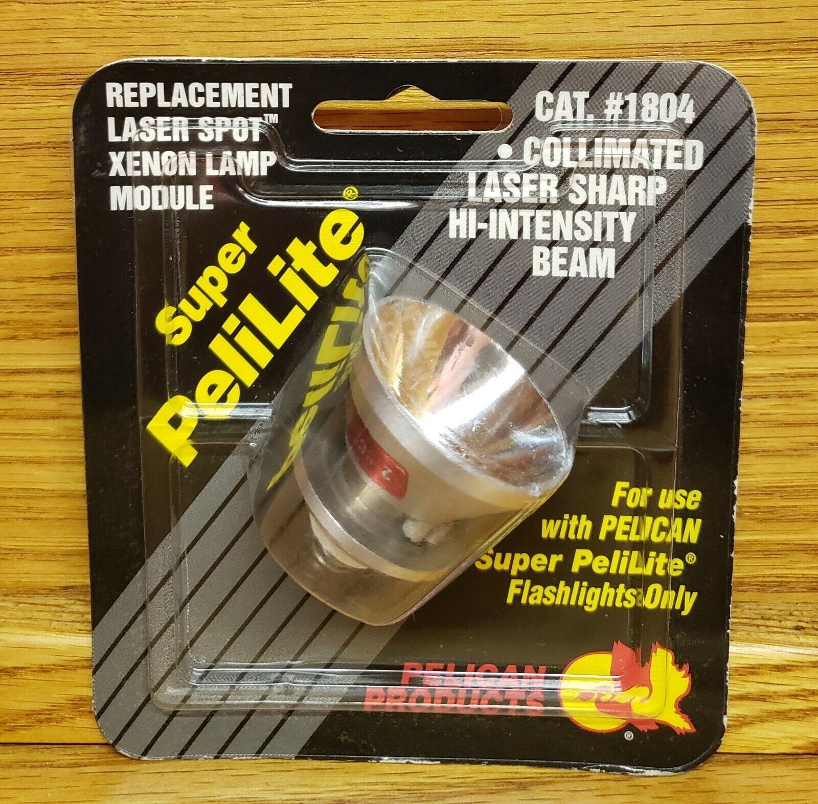 super PeliLite Pelican #1804 Remplacement Laser Spot Lampe Au Xénon Module