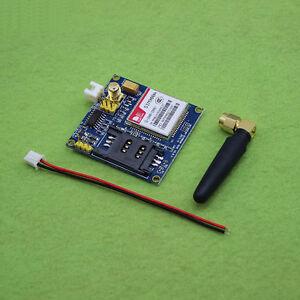 1PCS-SIM900A-1800-1900-MHz-Wireless-Extension-Module-GSM-GPRS-Board-Antenna