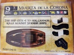 Pirates of the Spanish Main #083 El Picador Pocketmodel CSG