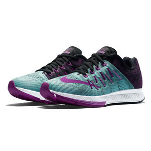 huge selection of 76e71 ee247 Details about NEW Nike Womens Air Zoom Elite 8 Shoes •Size: UK 4  •Copa/Vivid Purple-Black