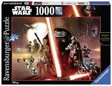 Star Wars The Force Awakens - Ravensburger 1000 Piece Puzzle *BRAND NEW*