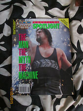 WWE / WWF WRESTLING DIESEL / KEVIN NASH SPOTLIGHT MAGAZINE    FREE P+P