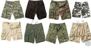 2d28bb4cf9 Image is loading Rothco-Vintage-Paratrooper-Cargo-Shorts