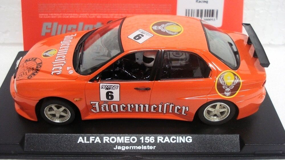 Fly F08201 ALFA ROMEO 156 RACING JAGERMEISTER New 1 32