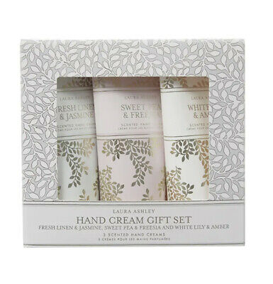 Laura Ashley Hand Cream Gift Set | eBay