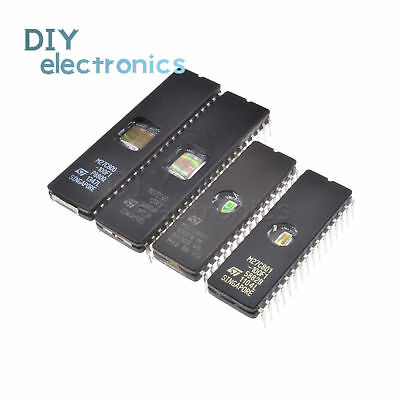 1PCS UV EPROM IC ST CDIP-32 M27C801-100F6 M27C801