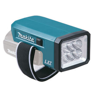 Makita-dml146-Lampara-LED-para-14-4vV-Li-ion-del-Distribuidor-CON-LA-FACTURA