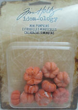 Tim Holtz Halloween Idea-ology Mini Pumpkins 93607