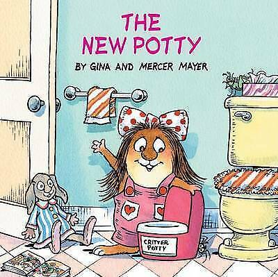 The New Potty (Little Critter) (Look-Look) by Mayer, Mercer; Mayer, Gina