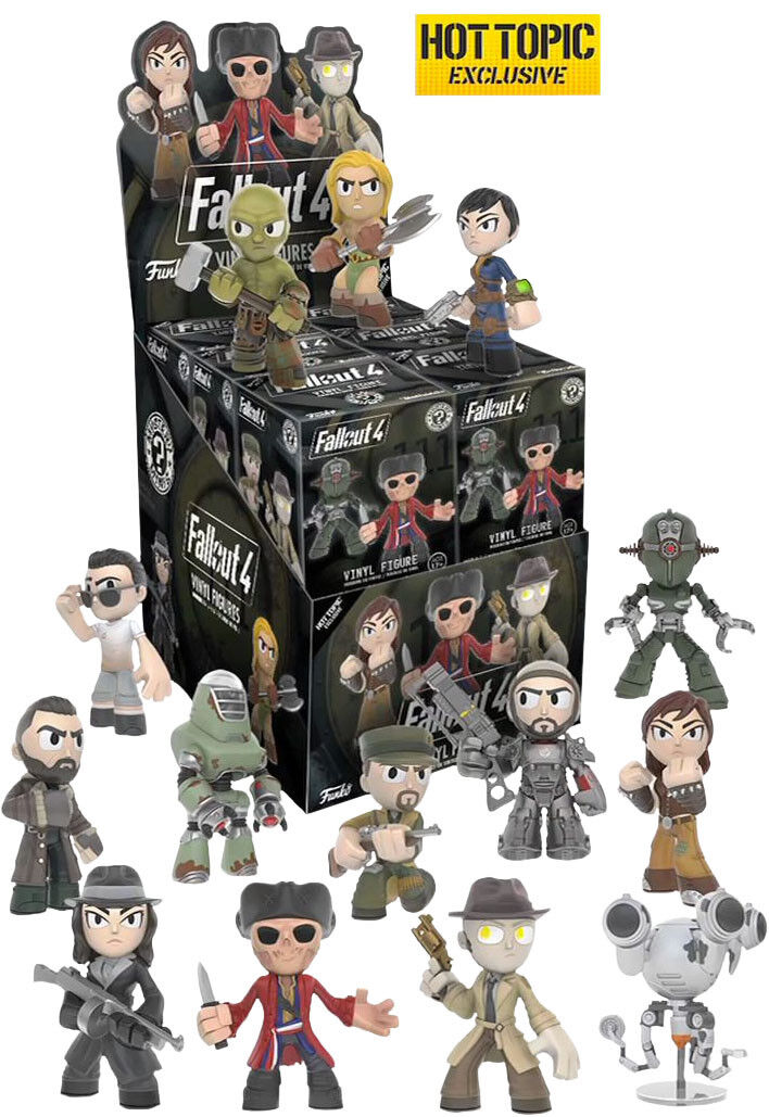FALLOUT 4 - Mystery Minis Blind Box 2.5