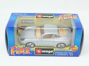 1-43-BURAGO-BBURAGO-STREET-FIRE-4118-PORSCHE-911-CARRERA-CUP-NIB-PM3-036
