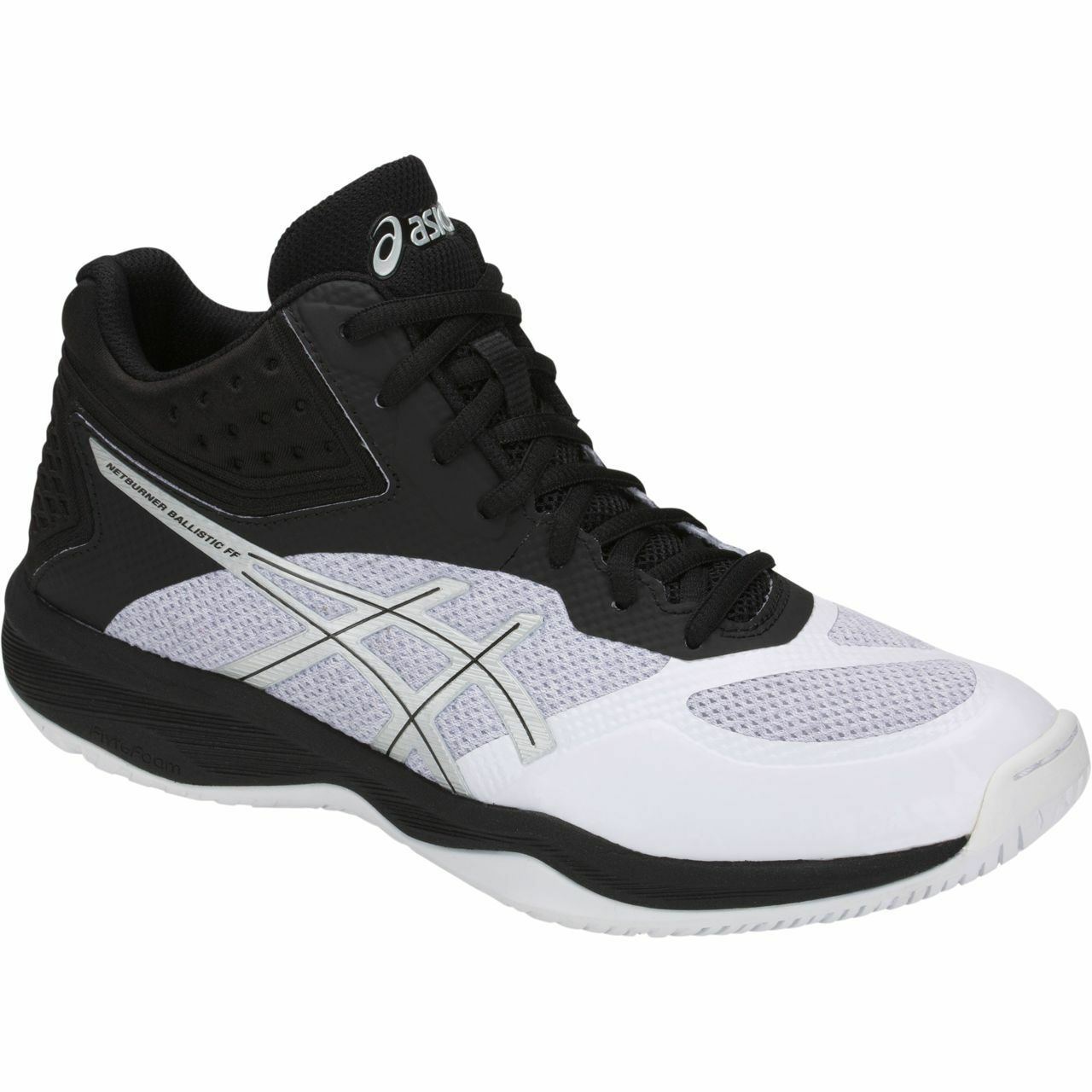 LATEST  Asics Gel Netburner Ballistic FF MT Womens Netball shoes (B) (100)