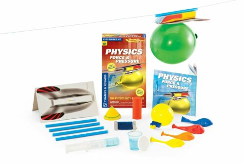 Force and Pressure Experiment Kit Thames and Kosmos 659271 Physics