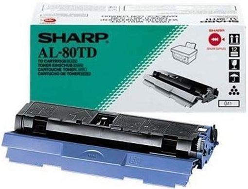 Genuine Original Sharp AL-80TD AL80TD Toner Cartridge Unit New