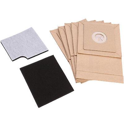 Tesco VC207 Vacuum Cleaner Dust Bags & Filters Pack Of 5